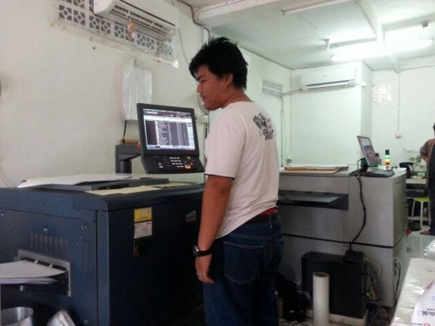 jasa cetak kalender mesin cetak CTP 2