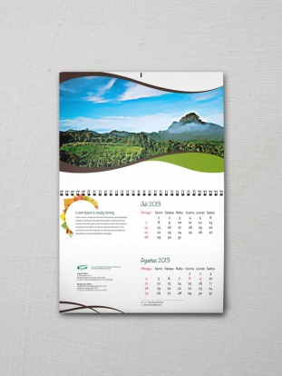 jasa cetak percetakan pencetakan pembuatan kalender Kalender-Dinding-PT-KPP-2013