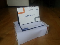 jasa cetak percetakan pencetakan pembuatan kalender KSB