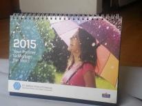 jasa cetak percetakan pencetakan pembuatan kalender KUT