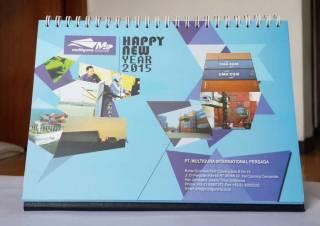 jasa cetak percetakan pencetakan pembuatan kalender MIP