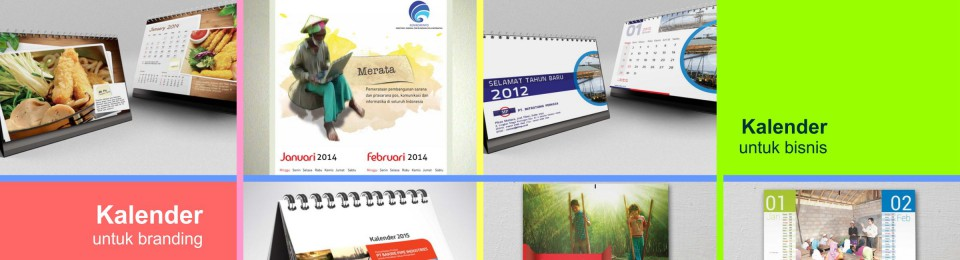 Jasa Cetak Kalender